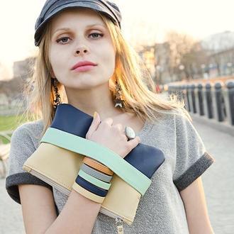 """Kлатч - сумочка через плечо """"CarryMe"""""""