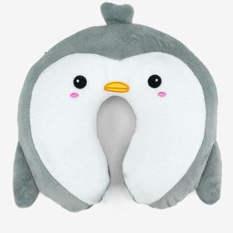 """Подушка для путешествий """"Пингвинчик"""""""