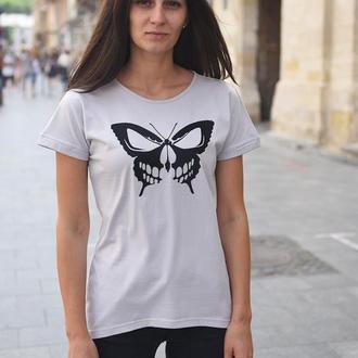 Футболка-туника женская «бабочка» batiar
