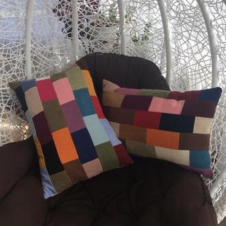 Комплект из двух подушек