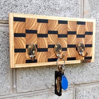 Ключница с секретом, вешалка для ключей, ключница