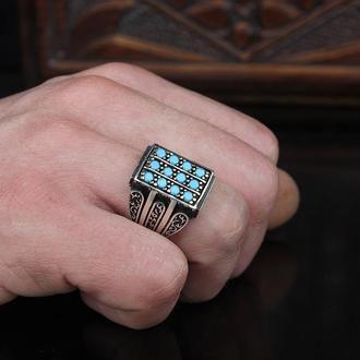 Камень Микро Перстень на пальце руки потрясающий сознание супер креатив