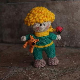 """Інтер'єрна лялька """"Маленький принц"""""""