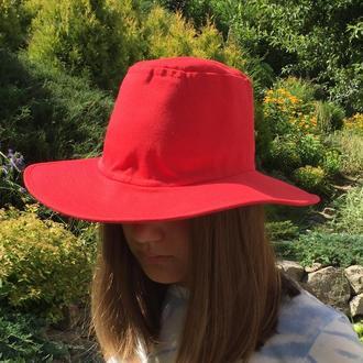 Шляпа летняя хлопчатобумажная