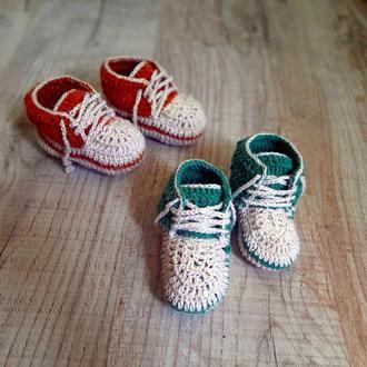 Пінетки-ботиночки