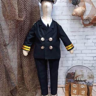 Капитан портретная кукла
