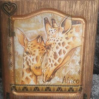 "Ключница ""Afrika"""