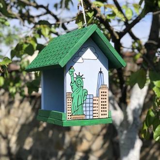 """Готова годівниця : """"Нью-Йорк"""""""