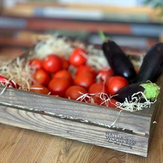 Ящик деревянный (40х30х11 см)