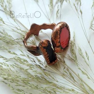 кольцо Контраст