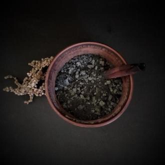 Черная ведьмина соль