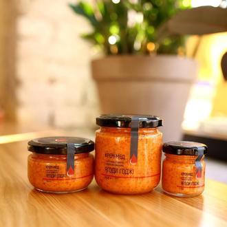 Крем-мед «Ягоди годжі»