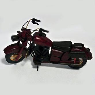 Мотоцикл из дерева Король Дорог