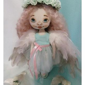 Текстильный ангел Оберег
