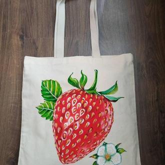 сумка для покупок / сумка пляжная / сумка ортгінальна