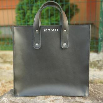 Сумка шоппер compact (black)