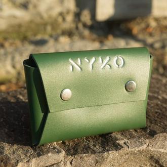 Картхолдер кошелек MAXI (green)