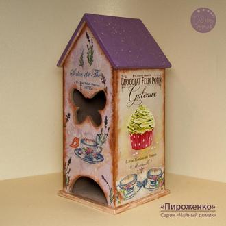 Чайный домик «Пироженко»