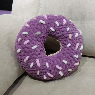 Плюшевая подушка Ализе пуффи
