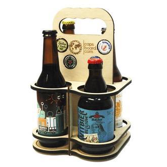 Ящик - конструктор для пива CAPS_BOХ_4