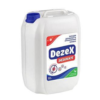 Дезинфицирующее средство Dezex 10л