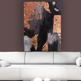 картина маслом на холсте, 40х30