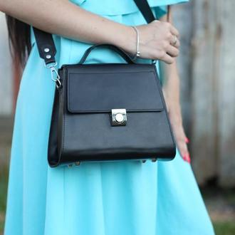 женская сумочка Monika черная