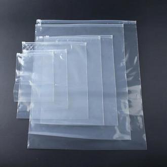 Пакеты слайдеры с замком бегунком для хранения и заморозки разных размеров