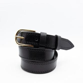 Кожаный ремень с подарочной коробкой Женский кожаный ремень ручной работы Женский ремень