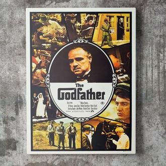 Картина на холсте Крестный Отец / The Godfather (TGF004)