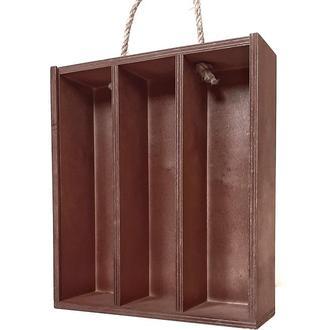 """Ящик деревянный. Подарочный ящик. Ящик """"Wine Maxi"""""""