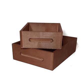 """Ящик деревянный """"Mill"""". Подарочный ящик. Деревянная коробка для подарка"""