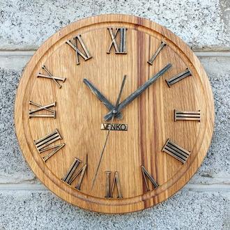 Настенные часы с римскими цифрами, уникальные настенные часы, необычные настенные часы