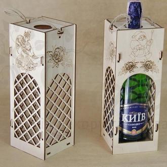 Коробочка для шампанского