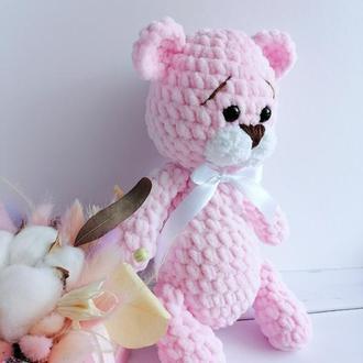 Ведмедик плюшевий