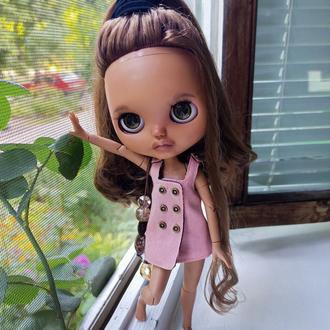 Кукла Блайз (TBL) blythe custom OOAK
