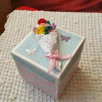 "Magic Box handmade ""свадебный"