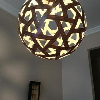 Абажур 40см для подвесного светильника