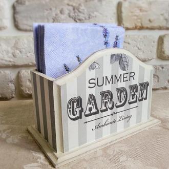 """Салфетница """"Summer Garden"""""""
