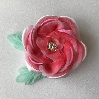 Шпилька для волосся «Красива Троянда»