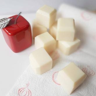 Натуральное хозяйственное мыло с яблоком Soul Soap