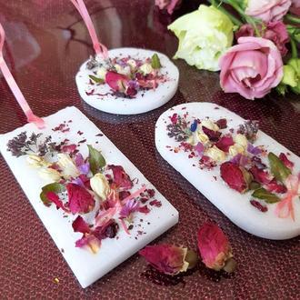 Аромасаше с ароматом розовых бутонов