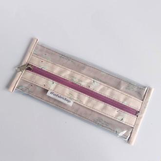 Чехол для зубной щетки #FunFabricBags (розовый)