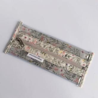 Чехол для зубной щетки #FunFabricBags (цветочный)