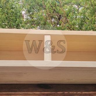Деревянная форма для мыла на 1 кг Woodandsoap DFS001