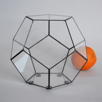 Флорариум № 5 - Додекаэдр ХL