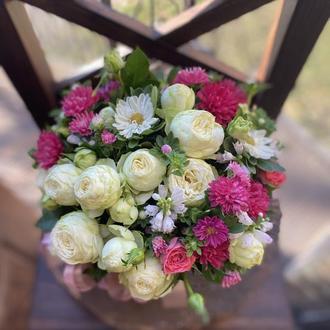 Сумочка з квітами Мішель