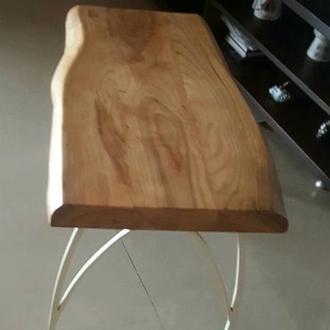 Кофейный столик из черешни