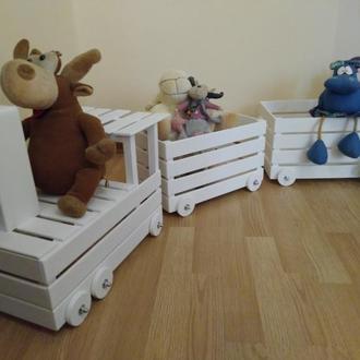 Набор для хранения игрушек