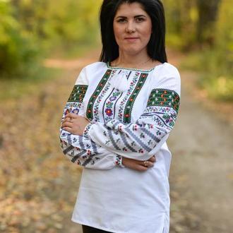 Женская вышиванка Галочки